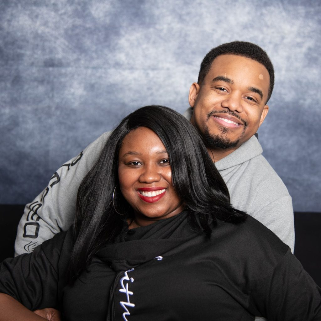 Pastor Nate and Brittany
